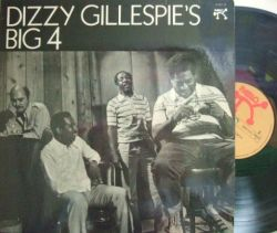 【独Pablo】Dizzy Gillespie/Dizzy Gillespie's Big 4 (Joe Pass, Ray Brown, Mickey Roker)