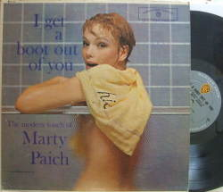 【米Warner Bros mono】Marty Paich/I Get A Boot Out of You (Art Pepper)