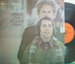 【英CBS】Simon & Garfunkel/Bridge Over Troubled Water