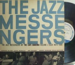 【米Blue Note Lexington mono】Jazz Messengers/Cafe Bohemia Vol.2