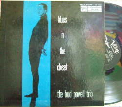 【米Verve mono】Bud Powell/Blues In The Closet