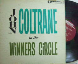 【米Bethlehem mono】John Coltrane/In The Winner's Circle