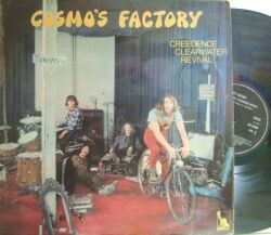 【英Liberty】Creedence Clearwater Revival/Cosmo's Factory