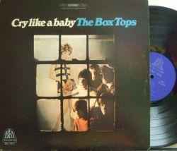 【米Bell】The Box Tops/Cry Like A Baby (produced by Dan Penn)