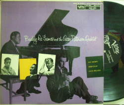 【米Verve mono】Buddy De Franco/and The Oscar Peterson Quartet