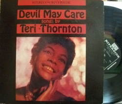 【米Riverside】Teri Thornton/Devil May Care (Wynton Kelly, Seldon Powell, etc)