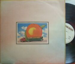 【英Capricorn】The Allman Brothers Band/Eat A Peach (2LP)