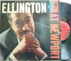 【米Columbia mono】Duke Ellington/At Newport