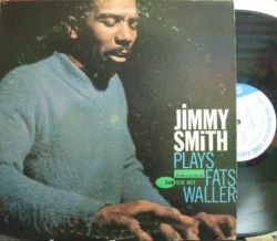 【米Blue Note NY mono】Jimmy Smith/Plays Fats Waller