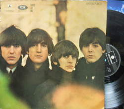 【英Parlophone stereo】The Beatles/For Sale (1 EMI Box)