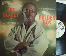 【米Colpix mono】Art Blakey & The Jazz Messengers/Golden Boy (Lee Morgan, Freddie Hubbard, etc)
