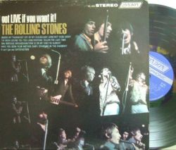 【米London】Rolling Stones/Got Live If You Want It!