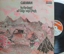 【英Deram】Caravan/In The Land of Grey And Pink