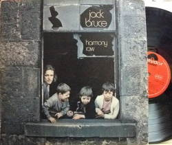 【英Polydor】Jack Bruce/Harmony Row (Chris Spedding, John Marshall)