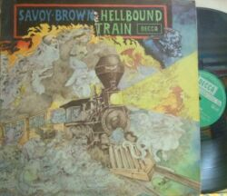 【英Decca】Savoy Brown/Hellbound Train