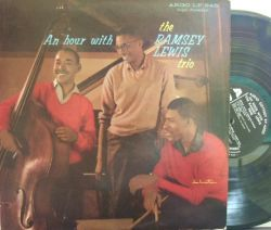 【米Argo mono】Ramsey Lewis/An Hour With The Ramsey Lewis Trio