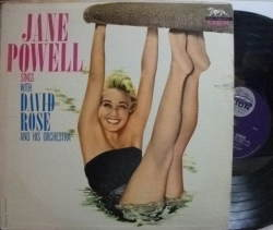 【米Lion mono】Jane Powell/Sings with David Rose