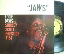 【米Prestige mono】Eddie Lockjaw Davis/Jaws (with Shirley Scott)