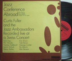 【米Smash mono】Curtis Fuller And The Jazz Ambassadors/Jazz Conference Abroad (freddie Hubbaard, Phil Woods, Sahib Shihab, etc)