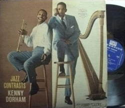 【米Riverside mono】Kenny Dorham/Jazz Contrasts (Sonny Rollins, Hank Jones)