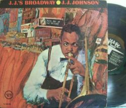 【米Verve mono】J. J. Johnson/J. J. 's Broadway (Hank Jones, Chuck Israels, Richard Davis, etc)