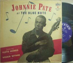 【米Salem mono】Johnnie Pate/At The Blue Note