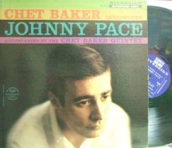【米Riverside mono】Johnny Pace/Chet Baker Introduced (Bill Evans, etc)