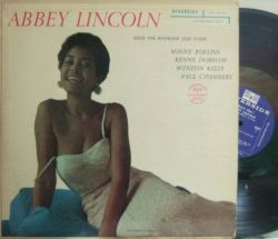 【米Riverside mono】Abbey Lincoln/That's Him! (Sonny Rollins, Kenny Dorham, Wynton Kelly, etc)