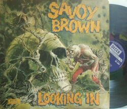 【英Decca】Savoy Brown/Looking In (Kim Simmons)