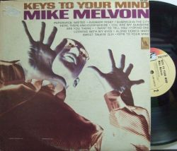 【米Liberty mono】Mike Melvoin/Keys To Your Mind (Hal Blaine, Jim Hughart, etc)  promo
