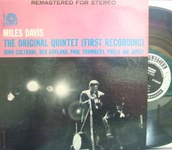 【米Prestige】Miles Davis/The Original Quintet (w/John Coltrane, Red Garland, Paul Chambers, etc)