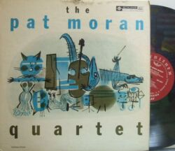 【米Bethlehem mono】The Pat Moran Quartet (Bev Kelly)/same