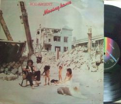 【英MCA】Rod Argent/Moving Home (Gary Moore, Phil Collins, Alphonso Johnson, Clive Chaman, etc)