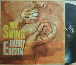 【米Verve mono】Harry Edison/Mr. Swing (Jimmy Forrest, Jimmy Jones, Freddie Greene, etc)