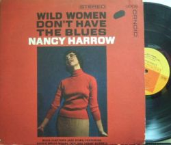 【米Candid】Nancy Harrow/Wild Women Don't Have The Blues (Buck Clayton, Buddy Tate, Kenny Burrell, etc)