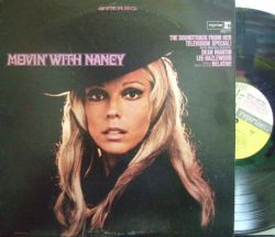 【米Reprise】Nancy Sinatra/Movin' with Nancy