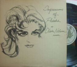【米United Artists mono】Oliver Nelson/Impressions of Phaedra (Phil Woods, Clark Terry, etc)