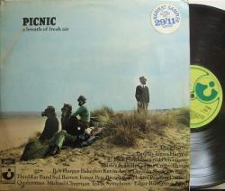【英Harvest】Picnic (Battered Ornaments, Bakerloo, Edgar Broughton Band, etc (2LP)