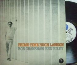 【デンマーク Jazzcraft】Hugh Lawson/Prime Time (Bob Cranshaw, Ben Riley)