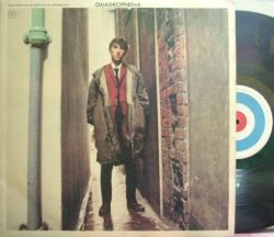 【英Polydor】The Who, etc/Quadrophenia (Music from The Soundtrack of The Who Film) 2LP'