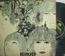 【英Parlophone mono】The Beatles/Revolver (Doctor Robert)