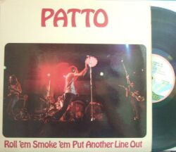 【英Island】Patto/Roll'em Smoke 'em Put Another Line Out