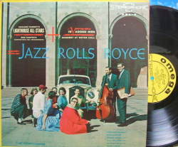 【米Omega-Disk】Howard Rumsey Lighthouse/Jazz Rolls Royce