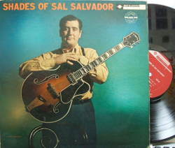【米Bethlehem mono】Sal Salvador/Shades of Sal Salvador (Phil Woods)
