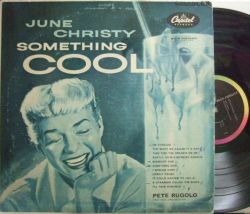 【米Capitol mono】June Christy/Something Cool