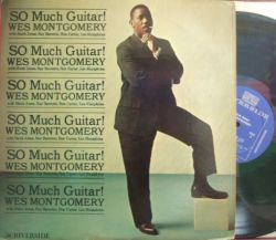 【米Riverside】Wes Montgomery/So Much Guitar! (Hank Jones)