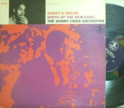 【米Prestige】Sonny Criss/Sonny's Dream (Tommy Flanagan, etc)