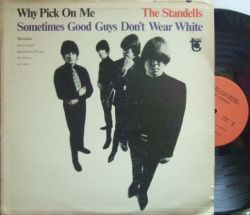 【米Tower mono】The Standells/Why Pick On Me - Sometimes Good Guys Don't Wear White