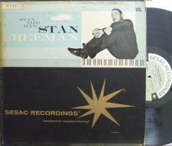 【米Sesac mono】Stan Freeman/Stan The Man