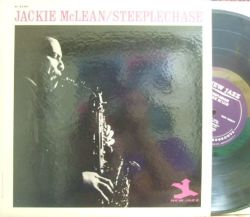 【米New Jazz mono】Jackie McLean/Steeplechase